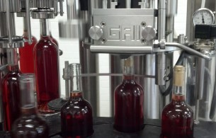 rose bottling