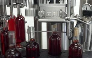 rose bottling